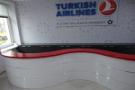 "Стойки  для компании ""Turkish Airlines"""